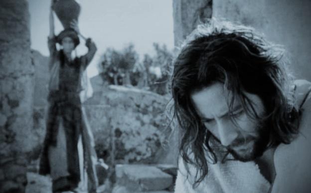 Jesus and Samaritan woman